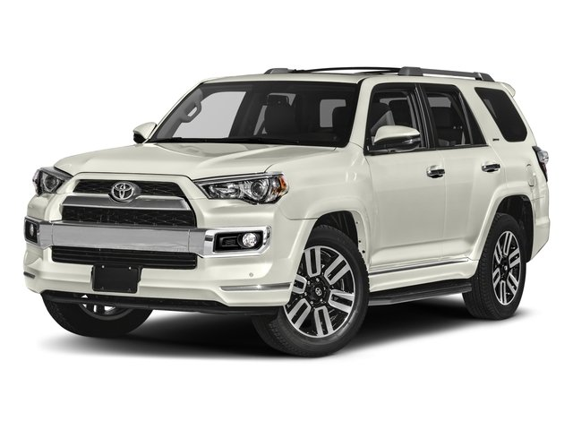2017 Toyota 4Runner Limited Limited 4WD Regular Unleaded V-6 4.0 L/241 [2]