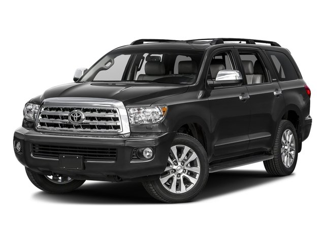 New 2017 Toyota Sequoia in San Juan Capistrano, CA