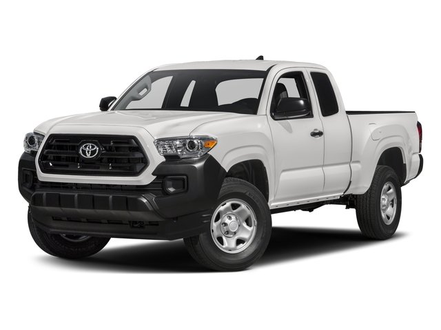 2017 Toyota Tacoma SR Rear Wheel Drive Power Steering ABS Front DiscRear Drum Brakes Brake Ass