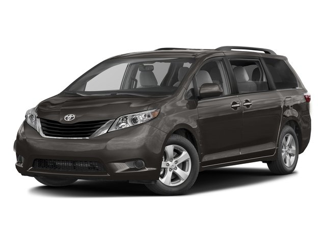 Used 2017 Toyota Sienna in Ontario, Montclair & Garden Grove, CA