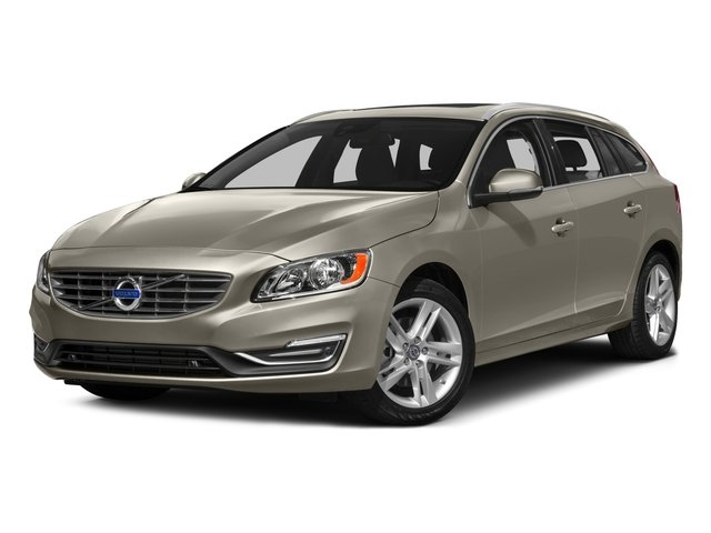 2017 Volvo V60 PREMIER KEYLESS DRIVE SOFT BEIGEOFF-BLACK  LEATHER SEATING SURFACES ENGINE 20L