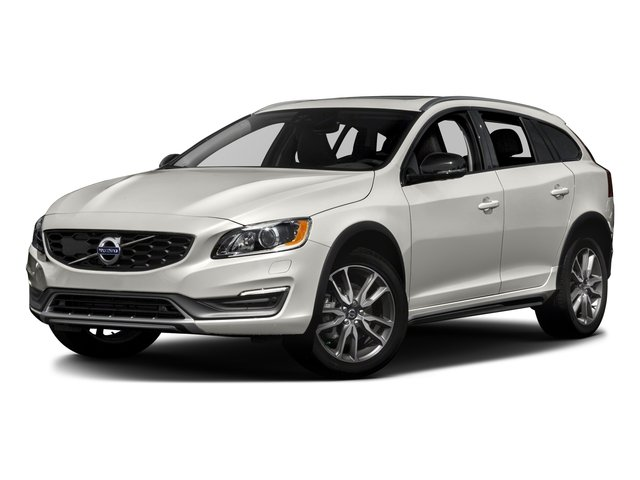 2017 Volvo V60 Cross Country T5 Cross Country Wagon 4D Turbocharged All Wheel Drive Power Steerin