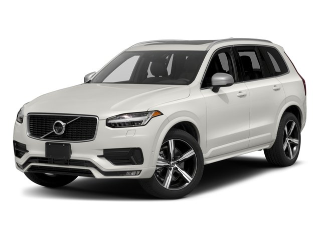 2017 Volvo XC90 T6 R-Design TurboSupercharged All Wheel Drive Power Steering ABS 4-Wheel Disc