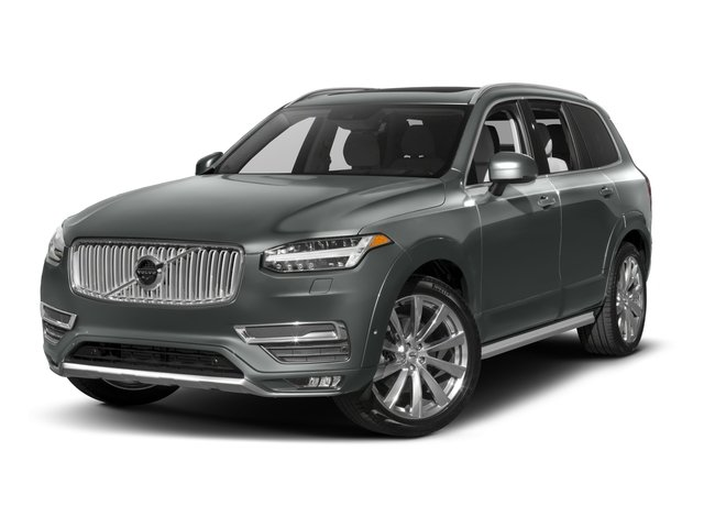 2017 Volvo XC90 T6 Momentum TurboSupercharged All Wheel Drive Power Steering ABS 4-Wheel Disc