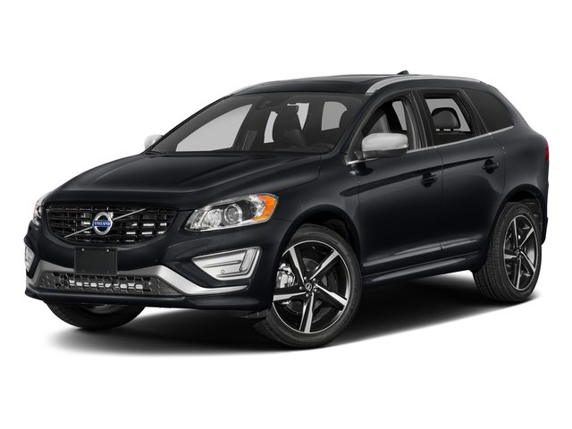 2017 Volvo XC60 R-Design TurboSupercharged All Wheel Drive Power Steering ABS 4-Wheel Disc Bra