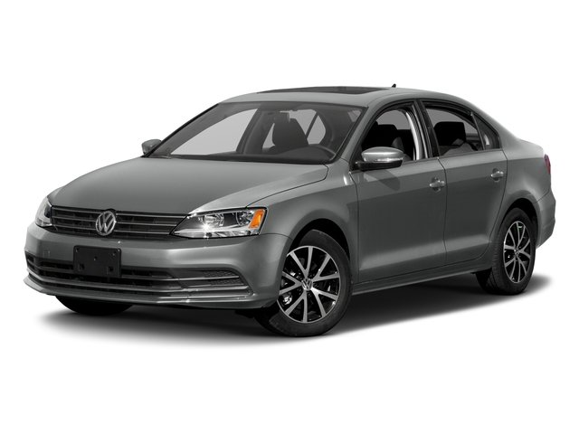 2017 Volkswagen Jetta 14T SE Turbocharged Front Wheel Drive Power Steering ABS 4-Wheel Disc Br