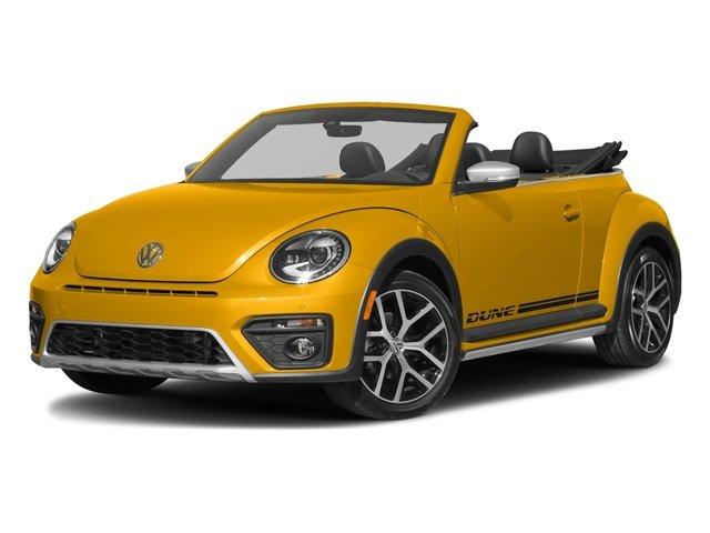 2017 Volkswagen Beetle Convertible 1.8T Dune