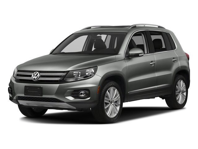 2017 Volkswagen Tiguan Wolfsburg Edition 2.0T Wolfsburg Edition FWD Intercooled Turbo Premium Unleaded I-4 2.0 L/121 [1]