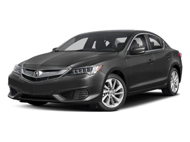 2018 Acura ILX Sedan w/Technology Plus Pkg