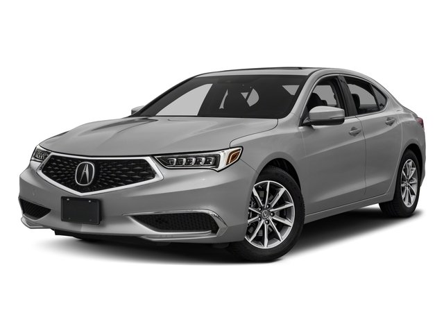 2018 Acura TLX NH731P A