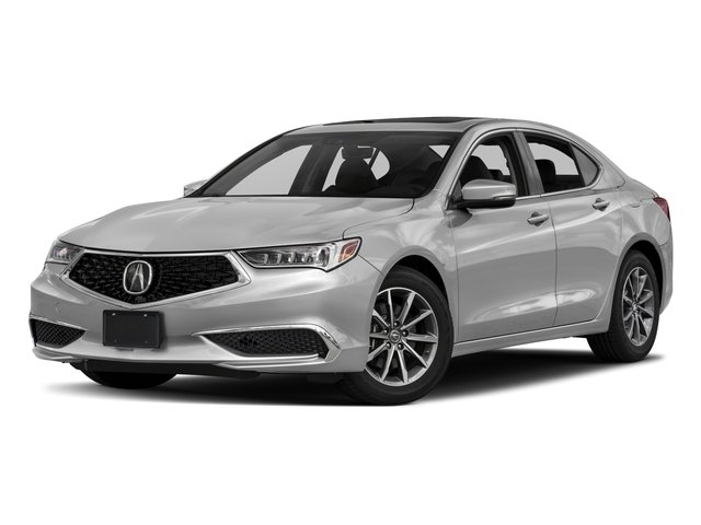 2018 Acura TLX w/Technology Pkg 4dr Car