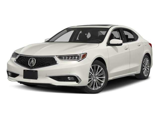 2018 Acura TLX wAdvance Pkg All Wheel Drive Power Steering ABS 4-Wheel Disc Brakes Brake Assis