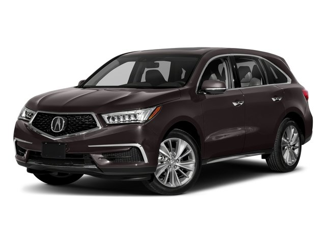 2018 Acura MDX w/Technology/Entertainment Pkg