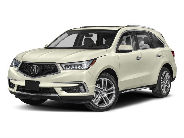 2018 Acura MDX w/Advance/Entertainment Pkg