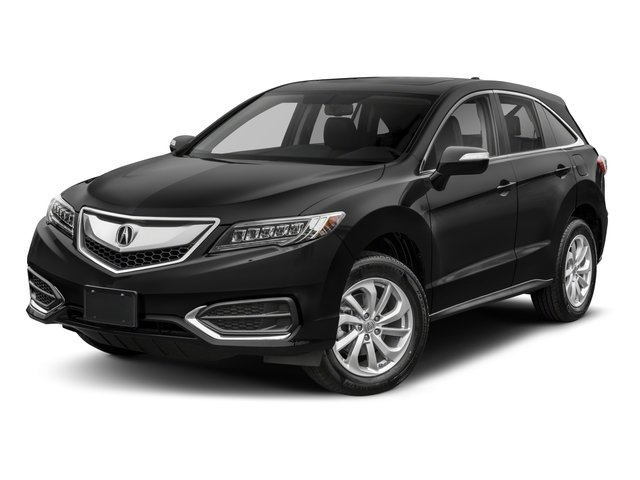 Acura Fort Myers >> 2018 Acura Rdx Technology Package 5j8tb4h50jl009636 Honda