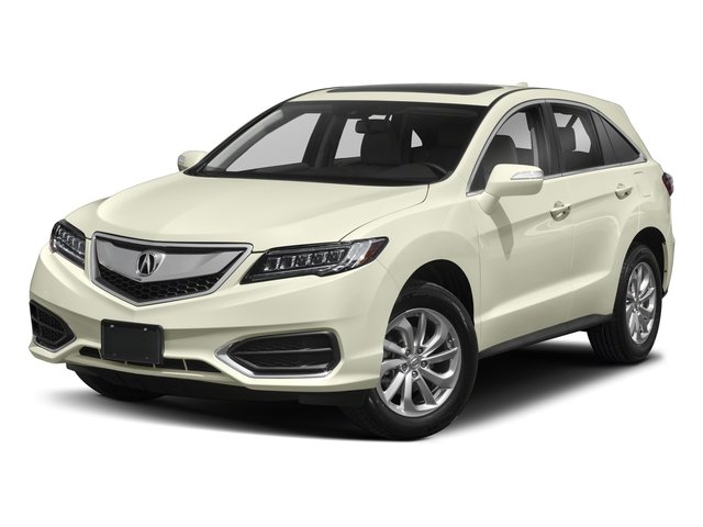 2018 Acura RDX w/AcuraWatch Plus