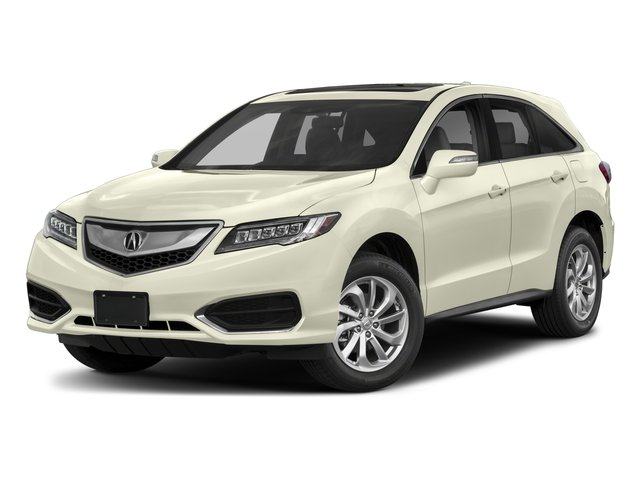 2018 ACURA RDX TECH AW PLS RDX TECH AW PLS