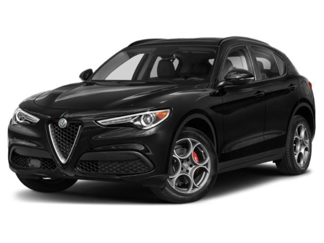 2018 Alfa Romeo Stelvio Ti Sport Turbocharged All Wheel Drive Power Steering ABS 4-Wheel Disc B