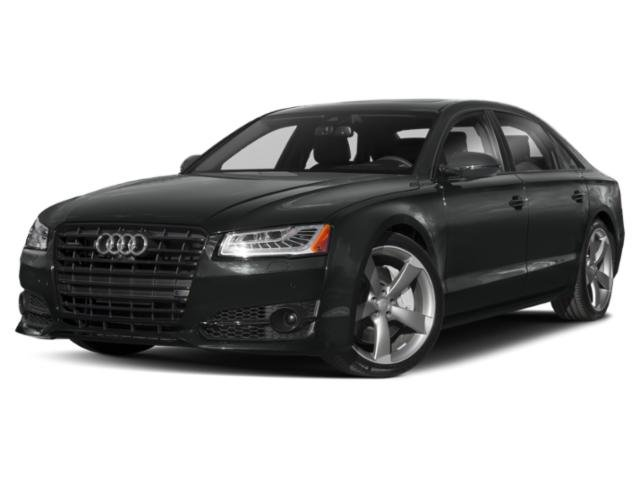 2018 Audi A8 L L 3.0T w/ Executive Package