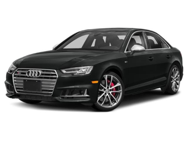 2018 Audi S4 Premium Plus Turbocharged All Wheel Drive Power Steering ABS 4-Wheel Disc Brakes