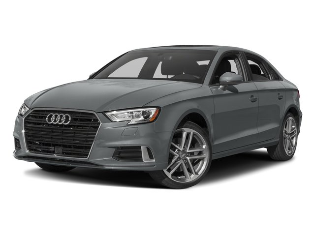 2018 Audi A3 Sedan Premium Turbocharged Front Wheel Drive Power Steering ABS 4-Wheel Disc Brake