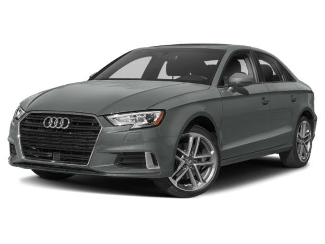 2018 Audi A3 Sedan Premium AUDI GUARD ALL-WEATHER FLOOR MATS SET OF 4  -inc Black TPE mats wsil