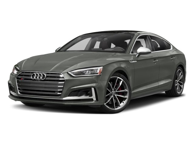 2018 Audi S5 Sportback Prestige Turbocharged All Wheel Drive Power Steering ABS 4-Wheel Disc Br