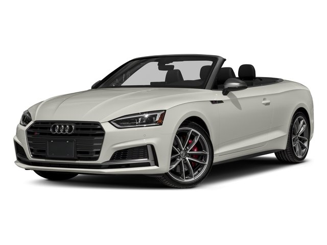 2018 Audi S5 Cabriolet Prestige Turbocharged All Wheel Drive Power Steering ABS 4-Wheel Disc Br