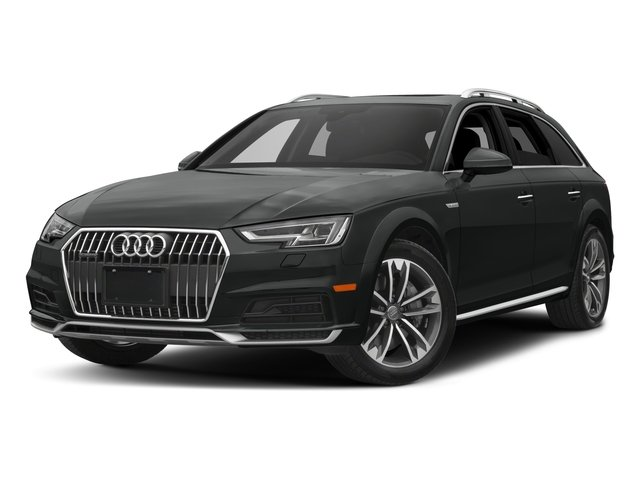2018 Audi A4 allroad Premium Plus Turbocharged All Wheel Drive Active Suspension Power Steering