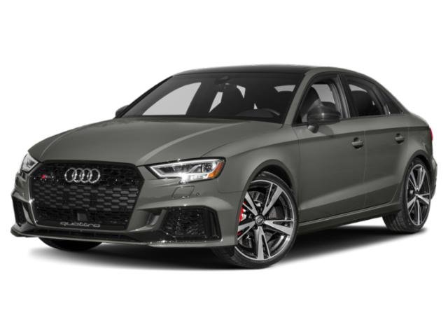 2018 Audi RS 3 4DR SDN 2.5T S TR