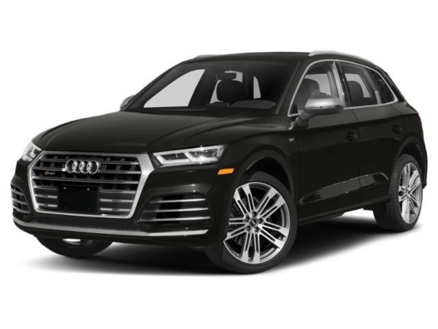 2018 Audi SQ5 PREMIUM PLUS COLD WEATHER PACKAGE  -inc Heated Rear Seats  3-Spoke Heated Steering W