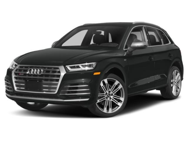 2018 Audi SQ5 PREMIUM PLUS Turbocharged All Wheel Drive Active Suspension Power Steering ABS 4
