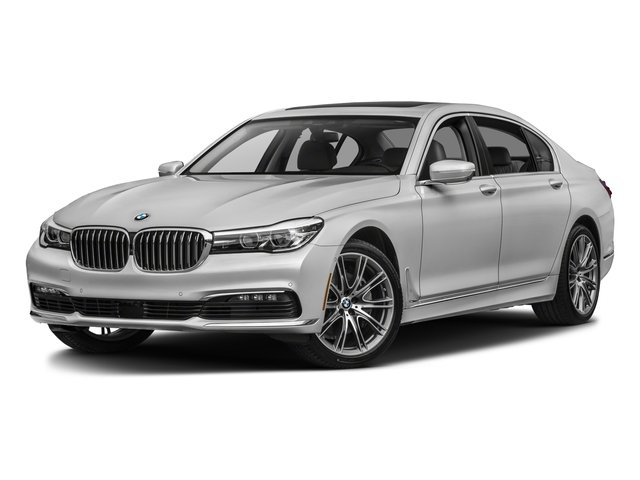 2018 BMW 7 Series 740i xDrive 740i xDrive Sedan Intercooled Turbo Premium Unleaded I-6 3.0 L/183 [10]