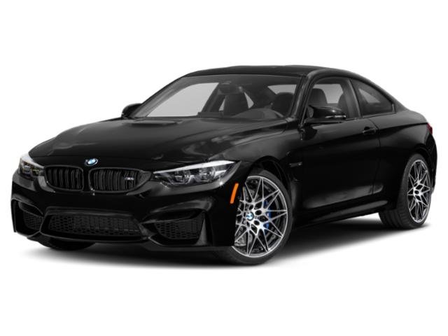 2018 BMW M4 2DR CPE Turbocharged Rear Wheel Drive Active Suspension Power Steering ABS 4-Wheel