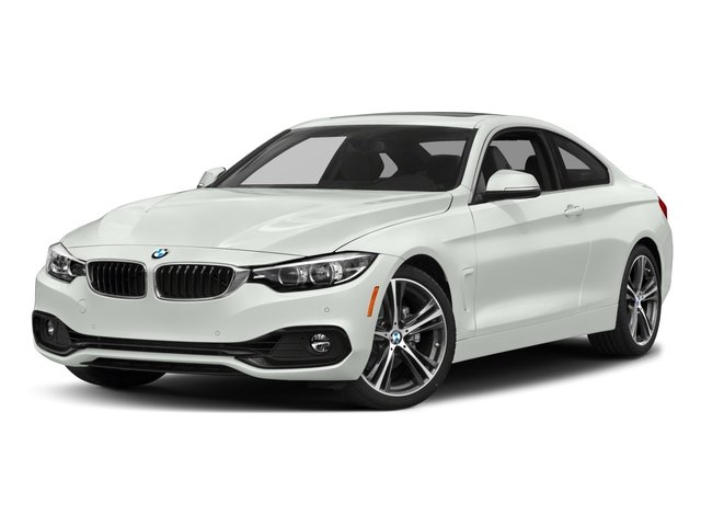 2018 BMW 4 Series 430i Turbocharged Rear Wheel Drive Power Steering ABS 4-Wheel Disc Brakes Br
