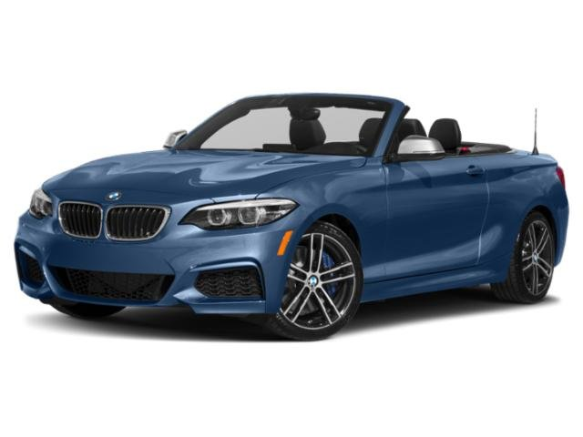 2018 BMW 2 Series M240i xDrive Turbocharged All Wheel Drive Active Suspension Power Steering AB
