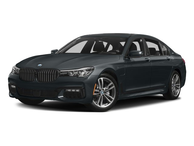 2018 BMW 7 Series 740e xDrive iPerformance Turbocharged All Wheel Drive Air Suspension Active Su