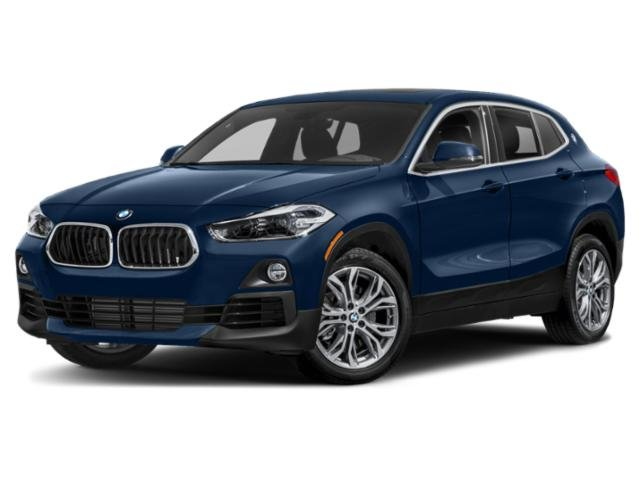 2018 BMW X2 sDrive28i Turbocharged Front Wheel Drive Power Steering ABS 4-Wheel Disc Brakes Br