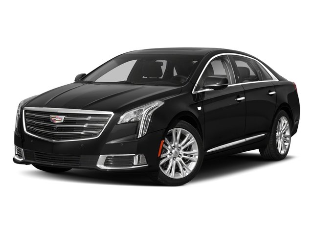 2018 Cadillac XTS Luxury Collection