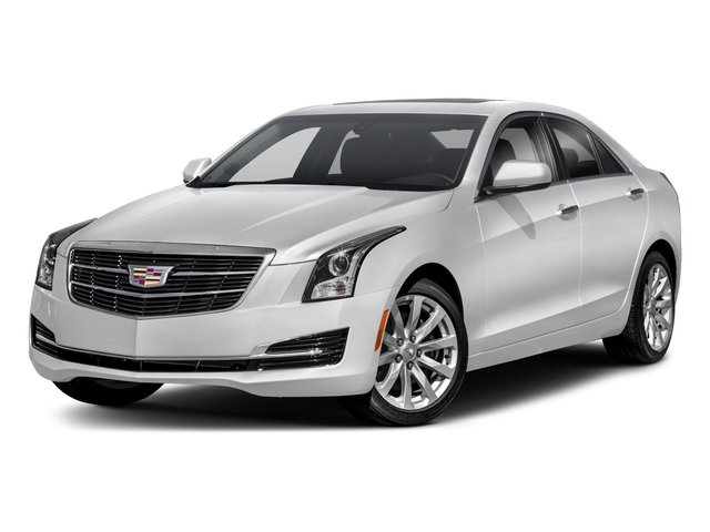 2018 Cadillac ATS Sedan Premium Luxury AWD