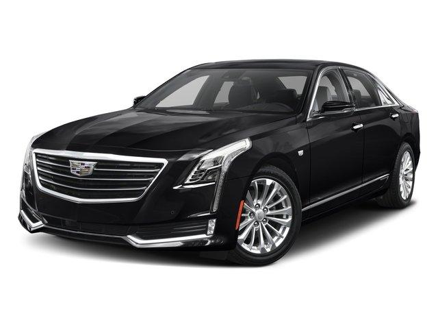 2018 Cadillac CT6 Sedan PLUG-IN RWD