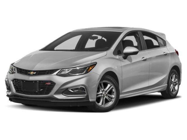 2018 Chevrolet Cruze LT 4dr HB 1.4L LT w/1SC Turbocharged Gas I4 1.4L/ [1]