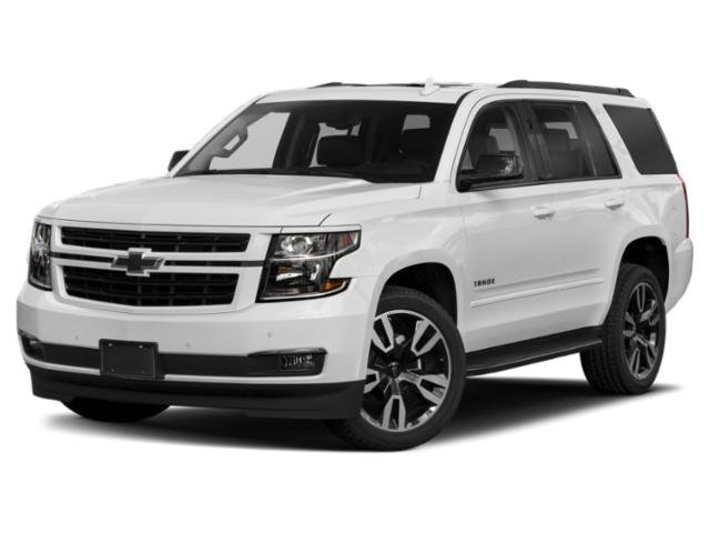 2018 Chevrolet Tahoe LTZ photo