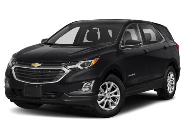 2018 Chevrolet Equinox LT FWD 4dr LT w/1LT Turbocharged Gas I4 1.5L/ [10]