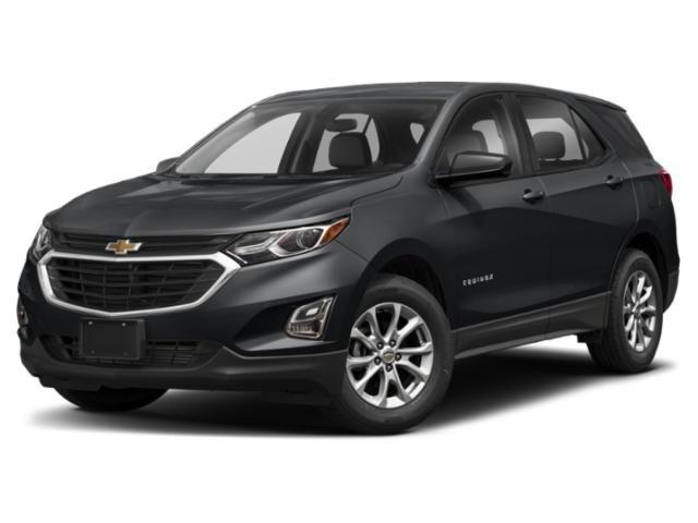 2018 Chevrolet Equinox LS FWD 4dr LS w/1LS Turbocharged Gas I4 1.5L/ [8]