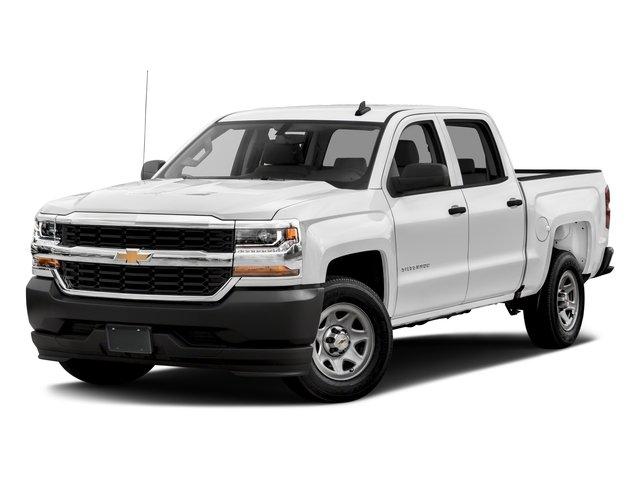 2018 Chevrolet Silverado 1500 WT  Gas/Ethanol V6 4.3L/262 [13]