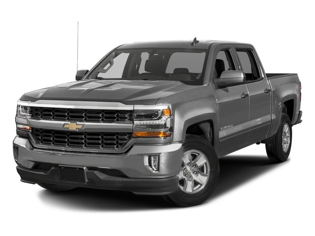 2018 Chevrolet Silverado 1500 LT Summit White