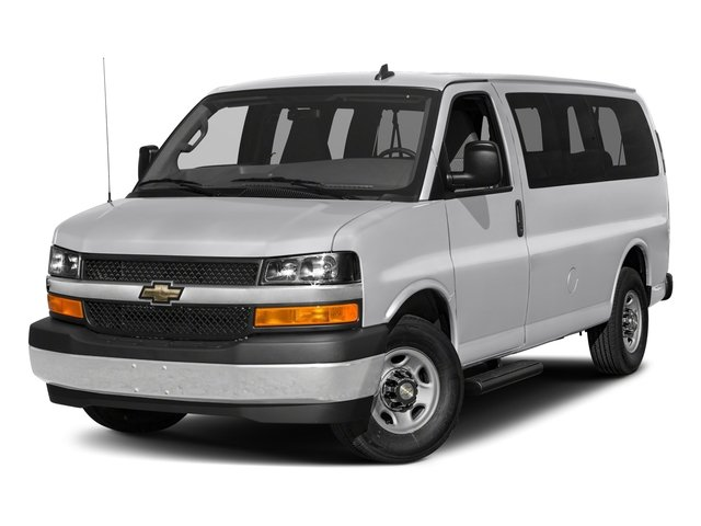 2018 Chevrolet Express Passenger LS Full-size Passenger Van