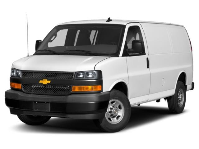 2018 Chevrolet Express Cargo Van Work Van ENGINE  43L V6  with Direct Injection and Variable Valve