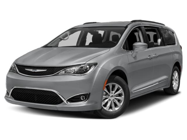 2018 Chrysler Pacifica Touring L ENGINE 36L V6 24V VVT UPG I WESS  STD BLACKALLOY  PERFORATE
